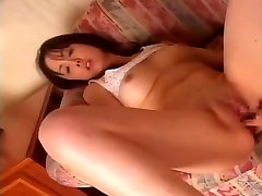 Best Japanese chick in Hottest Close-up JAV movie