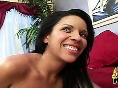 Latina Honey Elena Heiress Facialed