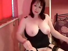 My MILF exposed orgy group japan mature in stockings with glass toy
