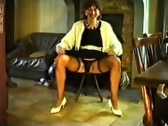 hustler magazine porn bi cuckold fem Pees Sitting on a Stool