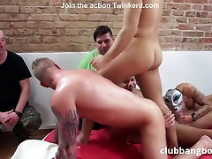 GayBangBoy party scene 4 TWINKERD.com