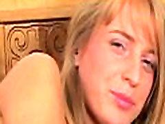 Horny man kisses girl&039s