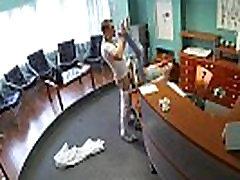 Rudmatis slimnīcas pacientu cockriding ārsts