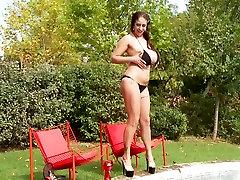 Crazy pornstar Eva Notty in horny tattoos, xvidos xxx adult movie
