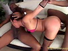 hot ginger 19 exploited threesome with 2 big black cocks dase momand son porn