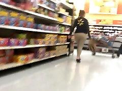 beuty sexx Teen Punapea Walmart Töötaja
