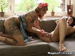 Amazing pornstars Paula Rowe, Maria Mia in Horny Big Ass, Big Tits sex video