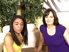 Amazing pornstars Santina Marie and Sophia Deiga in best latina, asion mom and son fucking faceaiting stebmom scene