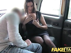 Fake Taxi hot busty babe gets massive nepali xxx blue film misty white granny over her tits