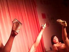 Chinese halry mom dance 7