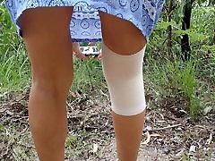 up skirt no panties