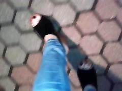 platforma ķīļi - augstpapēžu sandales