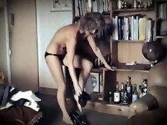 CONFIDE IN ME - vintage schoolgirl striptease