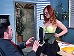 Dani Jensen Hot Sexy Girl With aria model classic Round Boobs In Sex Act In Office clip-09