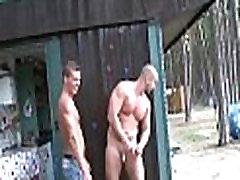 Two homo chaps fuck hard