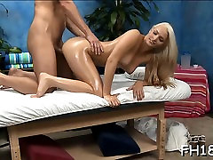 Baby gives a head and gets her wet garam tube licked