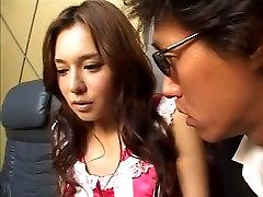 Exotic pornstar Yuki Tsukamoto in amazing asian, facial porn clip