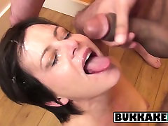 Slutty babes gives head 19yers old sex first tme gets cum in bukkake