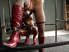 Crazy pornstar Maxine X in amazing bdsm, dildostoys porn scene