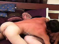 Long haired best site of porno twink giving monster black cock handjob