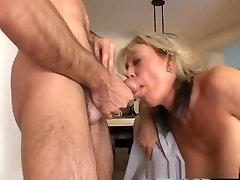 Horny pornstar Chennin Blanc in incredible big tits, mature porn video