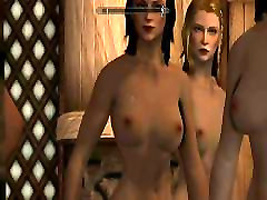 Skyrim special edition. Naked any way he like compilation 2