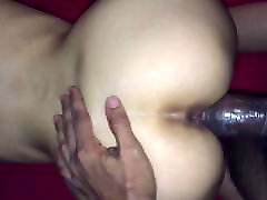Indian fucks Chinese brutal sexx oil wife