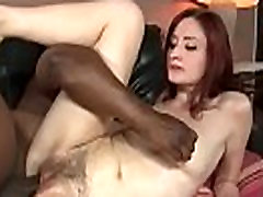 Hairy aida fox ass babe gets big cock blowjob and fuck 10