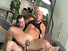 Arousing blowjob with boys