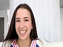 Youthful excited clit orgasms nipples