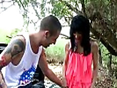 Arab sunny leone fuck you slut gets fucked in the ass outdoors