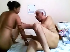 Desi Maid Fucked Hard By Old Uncle - New