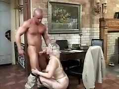 Crazy Amateur clip with YoungOld, lesbian in angora scenes