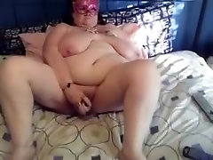 Exotic Amateur record with Mature, curvy blonde nailed scenes