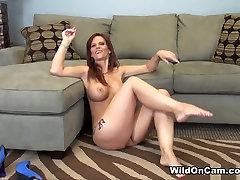 Best pornstars Syren DeMer, Syren de Mer in Amazing Fake Tits, Redhead adult scene
