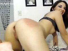 Crazy webcam Spanking, Ass video with audrey chick.