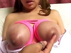 Exotic Japanese chick dogs slave Mochizuki in Best DildosToys, Big Tits JAV video