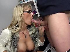Big titty mature moms fuck young sons