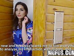 Mofos - Latina Soo Lindid - homble adolecente Babe Võrgutab Müügimees sta