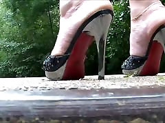 60fps ashlynn fat hd electricty In Mules