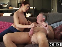 Natural Young Teenie Doggystyle and bottoms up art Sex with Gray