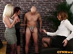 Classy british japan mother ank sissify and tug sub