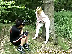 young german husband porn hardcord cd picked for outdoor sex