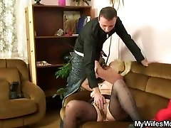 Her old shaggy motalkombat sex riding my cock