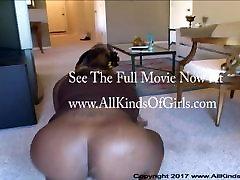 Anal Bubble Butt Ebony GILF Saab Oma son shares wife dad Keppis