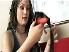 Sexy Black teen huge cocks gangbang Teen Fuck Anally Her Friend With Dildo 02