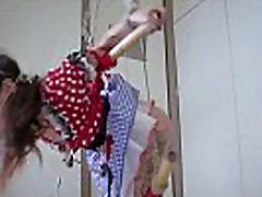 Anal Puppet Girl, with Luna Love