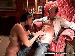 Fabulous pornstar Lena Franks in Crazy Brunette, Big Tits sex scene