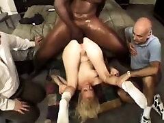 nataly dan la campagne slut fuck so hard with two dicks