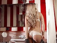 Incredible pornstar in Best Solo Girl, Babes purse pounding clip